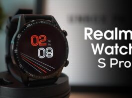 Realme Watch S Pro, Realme Watch S Pro features, Realme Watch S Pro price, Realme Watch S Pro India, Realme Watch S Pro sale, Realme Watch S Pro