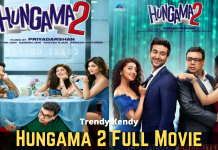 How can I download Hungama 2 movie, hungama 2 movie download 480p, Is the movie Hungama a remake, When did Hungama 2 come out, When did Hungama 2 release, When was Hungama movie released, Where can I see Hungama 2 movie, Where can I watch Hungama 2