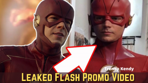 Leaked Flash Promo Video Reveals New Looks and More DC Heroes