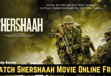 how to watch Shershaah movie online, Shershaah full movie watch online, Shershaah movie online free watch, Shershaah movie where to watch online, Watch Shershaah Movie Online